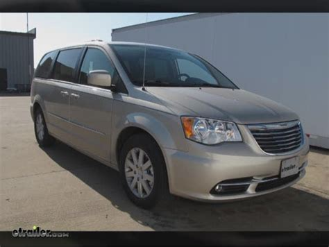 chrysler town and country hitch 2013 chrysler town and country trailer hitch draw tite