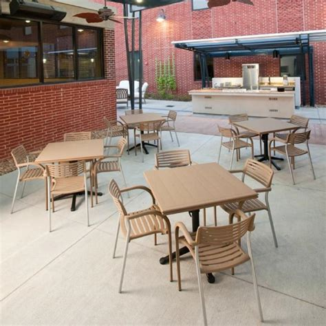 commercial patio tables 47 best commercial outdoor furniture interiorsherpa