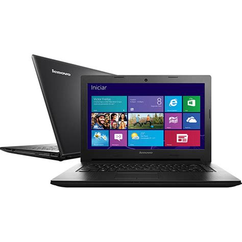 Laptop Lenovo G400 I5 notebook lenovo g400s 80au63p intel i5 4gb 1tb led hd 14 quot touchscreen windows 8
