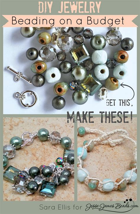 beading blogs beading on a budget two projects for the price of one