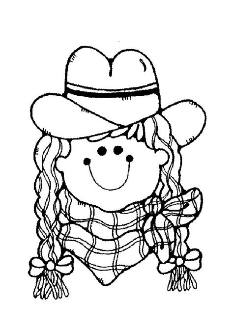 country girl coloring pages free download clip art