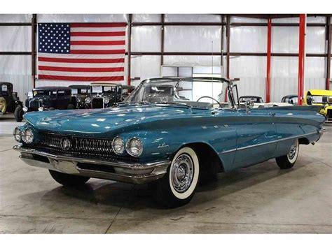 1960 buick lesabre 1960 buick lesabre for sale classiccars cc 1022388