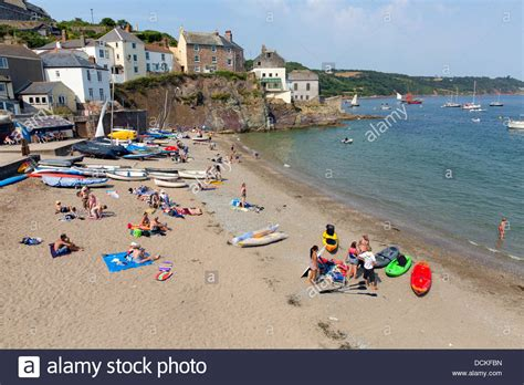 is plymouth in cornwall cawsand cornwall uk on the rame