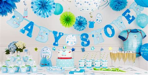 city baby shower plates it s a boy baby shower supplies city