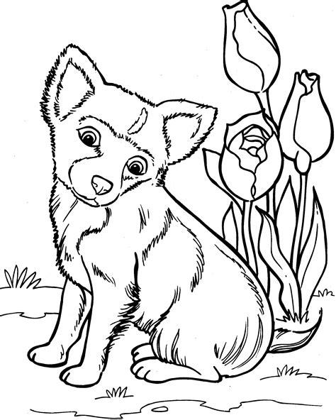 easter coloring pages with puppies kleurplaat honden kleurplaat 8870 kleurplaten