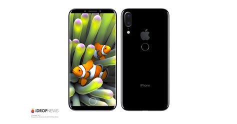 Home Button Touch Id Iphone Model Polos weak report claims touch id sensor moving to the back of iphone 8 the mac observer