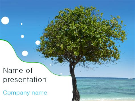 Download Free Tree Powerpoint Template For Your Presentation Tree Template For Powerpoint
