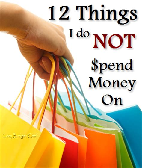 first thing to do after buying a house lazy budget chef 12 things i do not buy