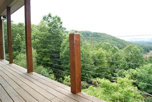 Railing Systems Hendersonville Nc Deck Cable Railing Systems Kilpatrick