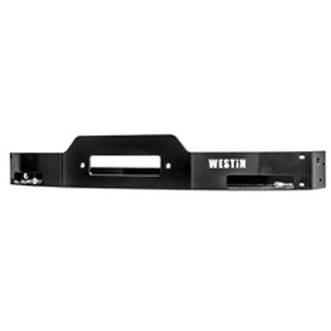Max Pull Winch Gm 1 Si westin 46 23685 max winch mounting tray 2014 gm 1500 jegs