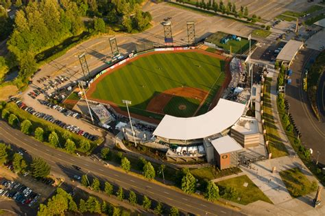 Home Design Eugene Oregon by Pk Park Baseball Stadium