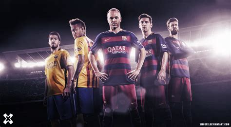 wallpaper guide barcelona 2015 fc barcelona 2015 2016 wallpaper by imfgfx by imfgfx on