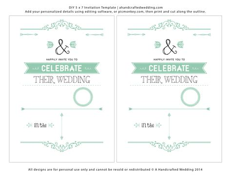 Free wedding invitation template download page free wedding car