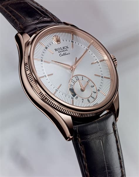 Rolex Celini new cellini dual time