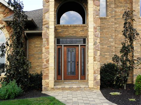Exterior Doors Columbus Ohio Fiberglass Front Entry Door Doors Cleveland Columbus Ohio Innovate Building Solutions