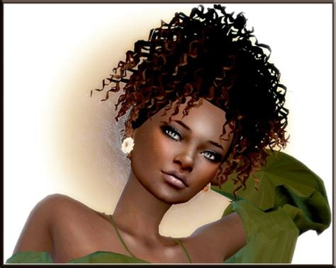 black curly hair sims 4 sims 4 curly black hair pictures to pin on pinterest