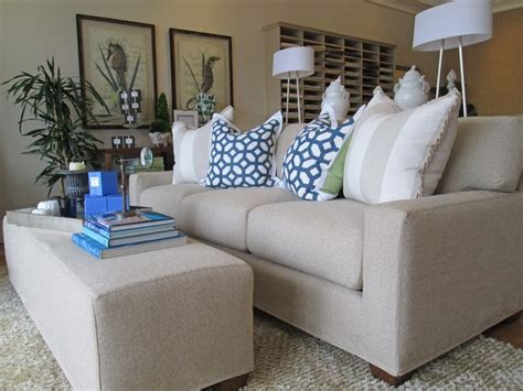 tailored slipcovers tailored fitted slipcovers beach style living room