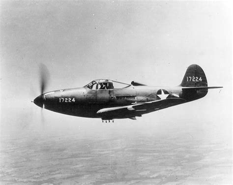 Bell L by Aviationsmilitaires Net Bell P 39 Airacobra