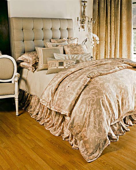 Surya Home Decor by Lili Alessandra Mackie Taupe W Blush Printed Silk And