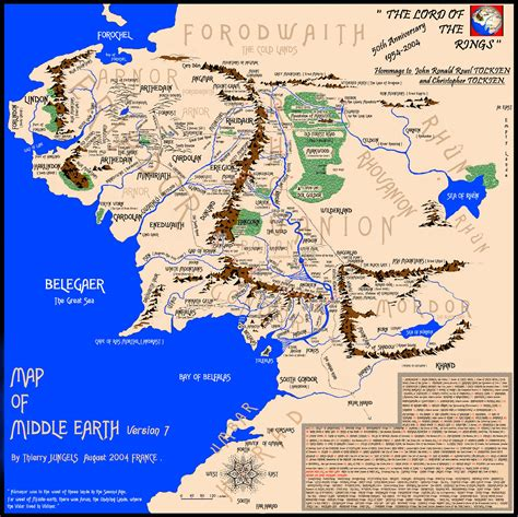map of middleearth edain 4 create your own maps tutorial battle for