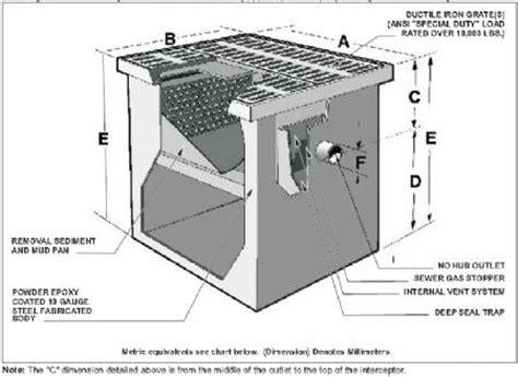 Plumbing Sand Trap by Mi Os 2 Mi Os 2 60lb Sludge Capacity And Sediment