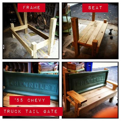 tailgate bench diy 1000 images about tailgate bench plans on pinterest