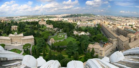 citt罌 giardino vatican city facts for