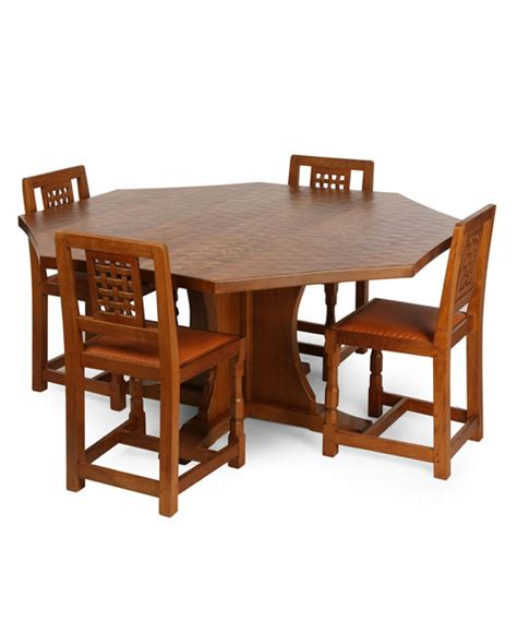 Shop Dining Tables Solid Oak Octagonal Dining Table Ta080 Shop