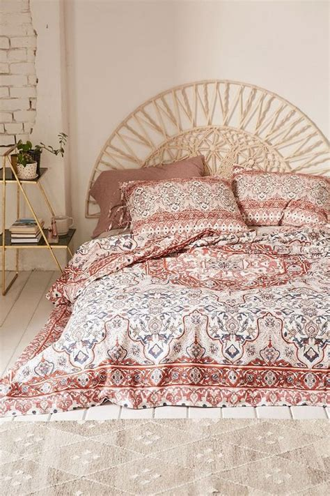 boho chic  gypsy inspired bedding ideas digsdigs