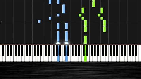 piano tutorial by plutax enrique iglesias bailando piano tutorial by plutax