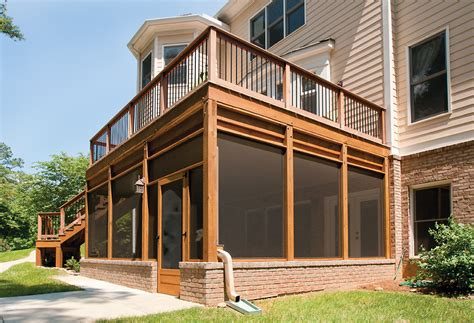 three pitfalls to avoid when enclosing a porch
