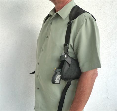 Shoulder Holster International Trademark Suit