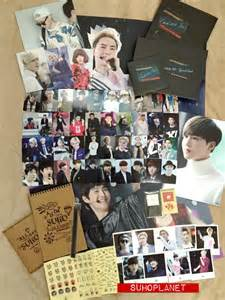 Exo A2 Poster Ver B By Knk stock sale suho planet 2nd photobook etoile 522 ver 2