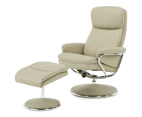 Recliner Chair Offers Taupe Faux Leather Recliner Chair Special Offer