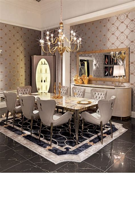 luxury homes decorated for 25 best ideas about luxury dining room on pinterest