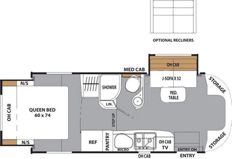 24 foot motorhome floor plans 2014 coachmen prism 24g class c colerain rv dayton