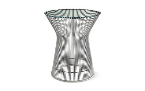 platner side table design within reach