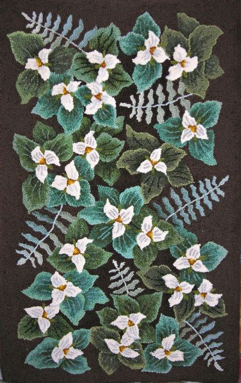 punch needle rugs 119 best punch needle rug hooking images on contemporary rugs crafts and