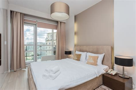 Living Room Property Management Rentals Warsaw 3 Rooms Luxury Apartment For Rent 2 Bedrooms