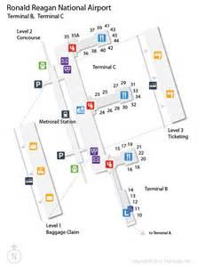 us airways terminal map dca dca ronald national airport terminal map