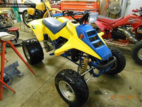 Suzuki Ltr 250 1987 Suzuki Lt 250 R Quadracer