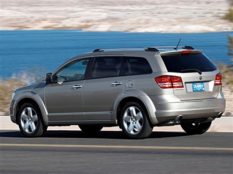 dodge journey 2007 dodge journey 2008 2009 2010 2011 autoevolution