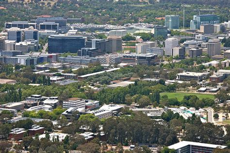 The City canberra the city