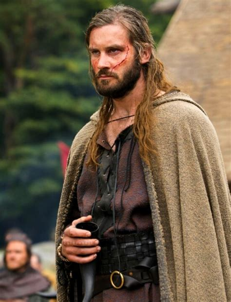 vikings rollo braided hair vikings star clive standen discusses dying light gaming