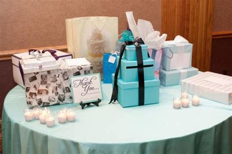 Wedding Gift Table by Um Where Do You Actually Put The Card Box Weddingbee