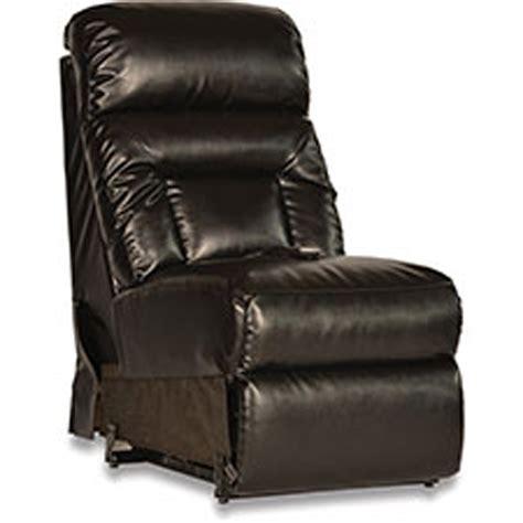 armless recliner la z boy 4sp784 spectator power la z time armless recliner