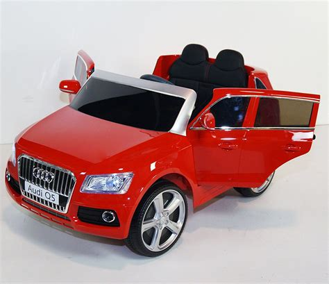audi 2 seater car ride on car audi q5 style 2 seater 2 speed electric car