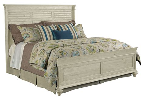 shelter bed weatherford cornsilk king shelter bed from kincaid 75