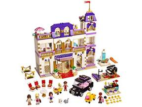 le grand h 244 tel de heartlake city lego shop