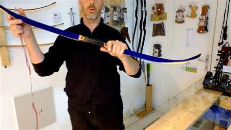 Alibow Turkish archery review turkish takedown bow by alibow